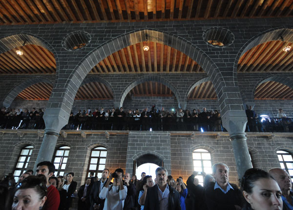 Surp Giragos Armenian Church in Turkey is expropriated and ...