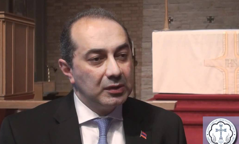 'A People United Cannot Be Conquered': Armenian Ambassador ...