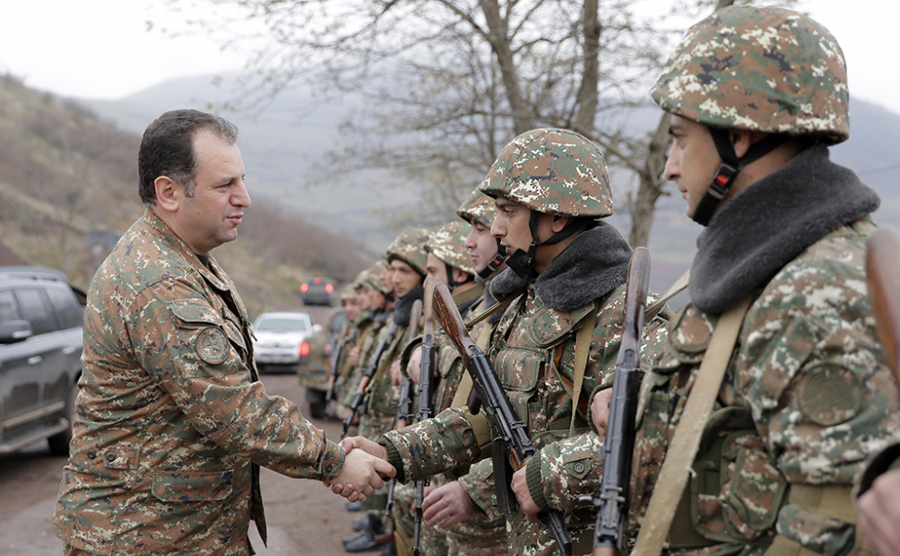 Armenian defense minister to attend the UN peacekeeping ...
