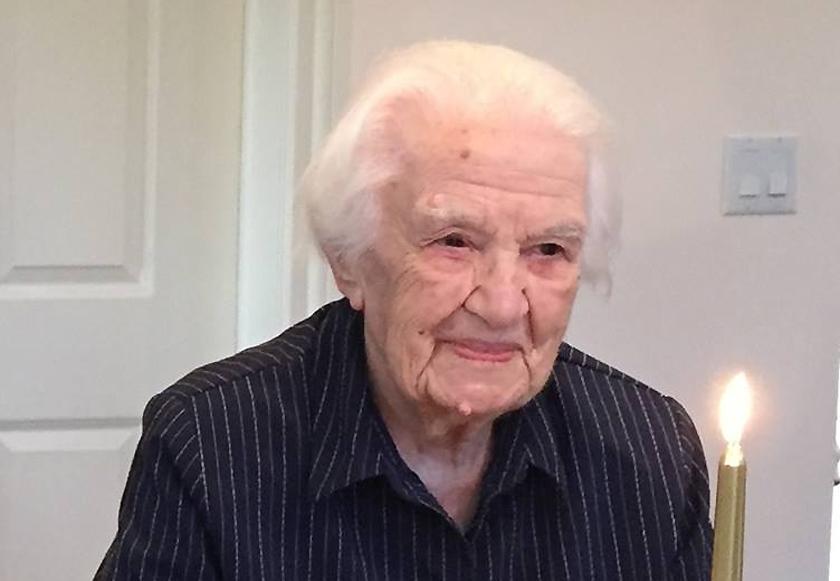 В Торонто в возрасте 106 лет умерла пережившая Геноцид армянка Сирвард Куртян