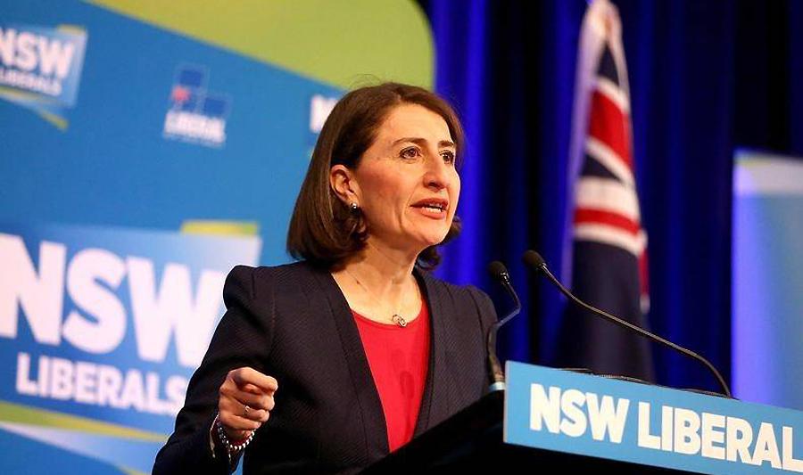 New South Wales Premier Gladys Berejiklian lost 40 relatives
