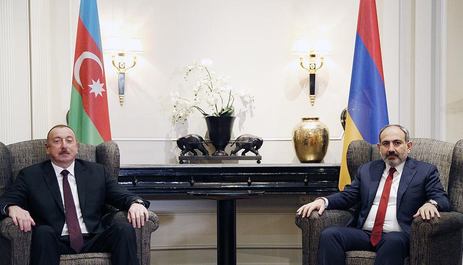 """AZERBEJDŽANSKI PREDSJEDNIK PRONAŠAO KRIVCA?! """"Nikola Pašinjan je produkt Soroša, ali Soroš više nije ličnost nego pojam"""""""