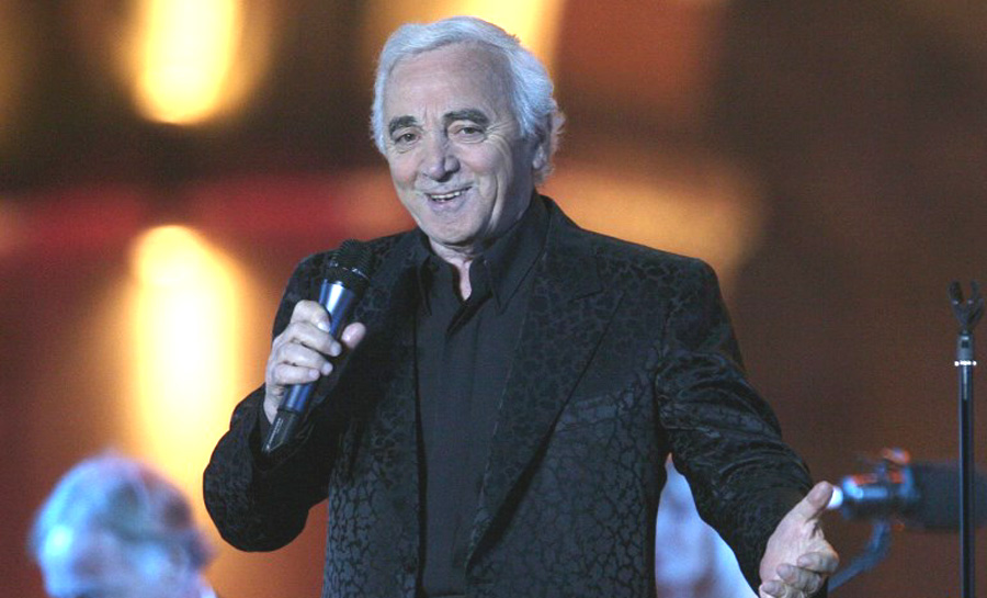 Charles Aznavour Would Turn 95 Today